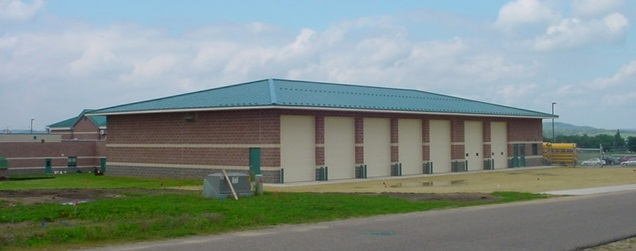 standing seam sheet metal roofing teal green blue commercial wisconsin minnesota iowa illinois north dakota