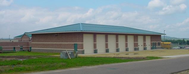 standing seam sheet metal roofing teal green blue commercial wisconsin minnesota iowa illinois north dakota