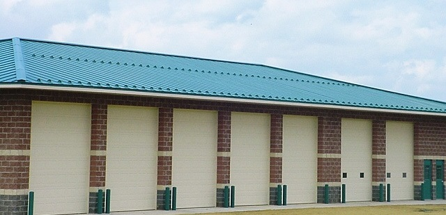 standing seam sheet metal roofing commercial blue green teal wisconsin minnesota illinois iowa north dakota